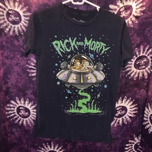 Rick and Morty Ripple Junction T Shirt